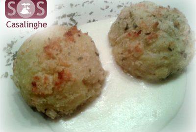 Ricetta Arancini con Patate