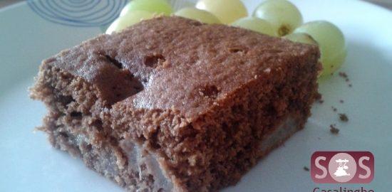 Ricetta Torta di Cioccolato e Pere