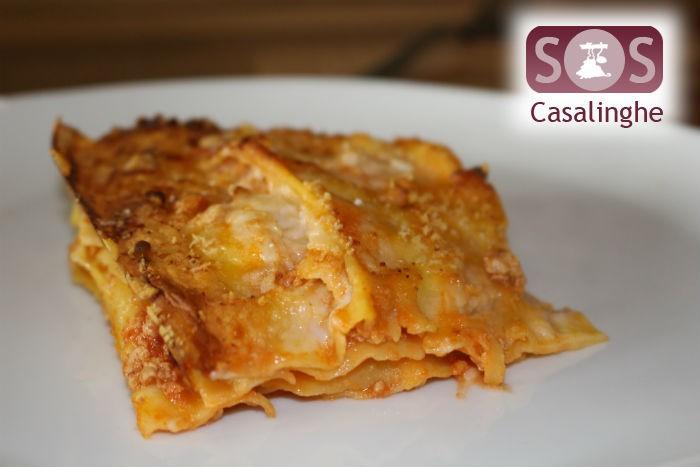 Ricetta Lasagne al ragù di carne