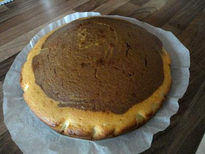 Ricetta Torta Margherita con cacao