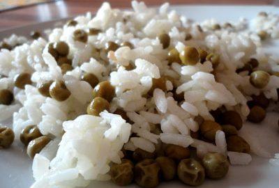 Ricetta riso alla cantonese all'italiana