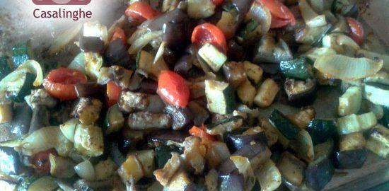 Ricetta Verdure al forno