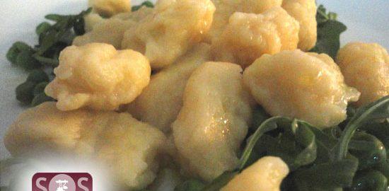 Ricetta gnocchi di patate alle verdure
