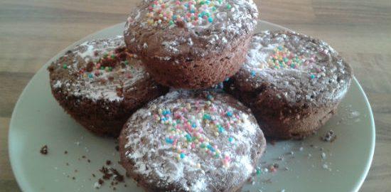 Ricetta Cupcake al Cioccolato