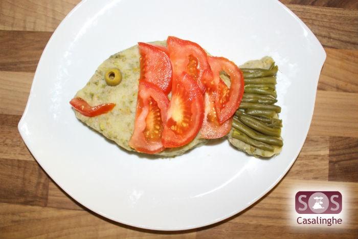 Ricetta Pesce Finto Soscasalinghe